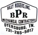 Billy Rogers Plumbing, Heating & Air Conditioning