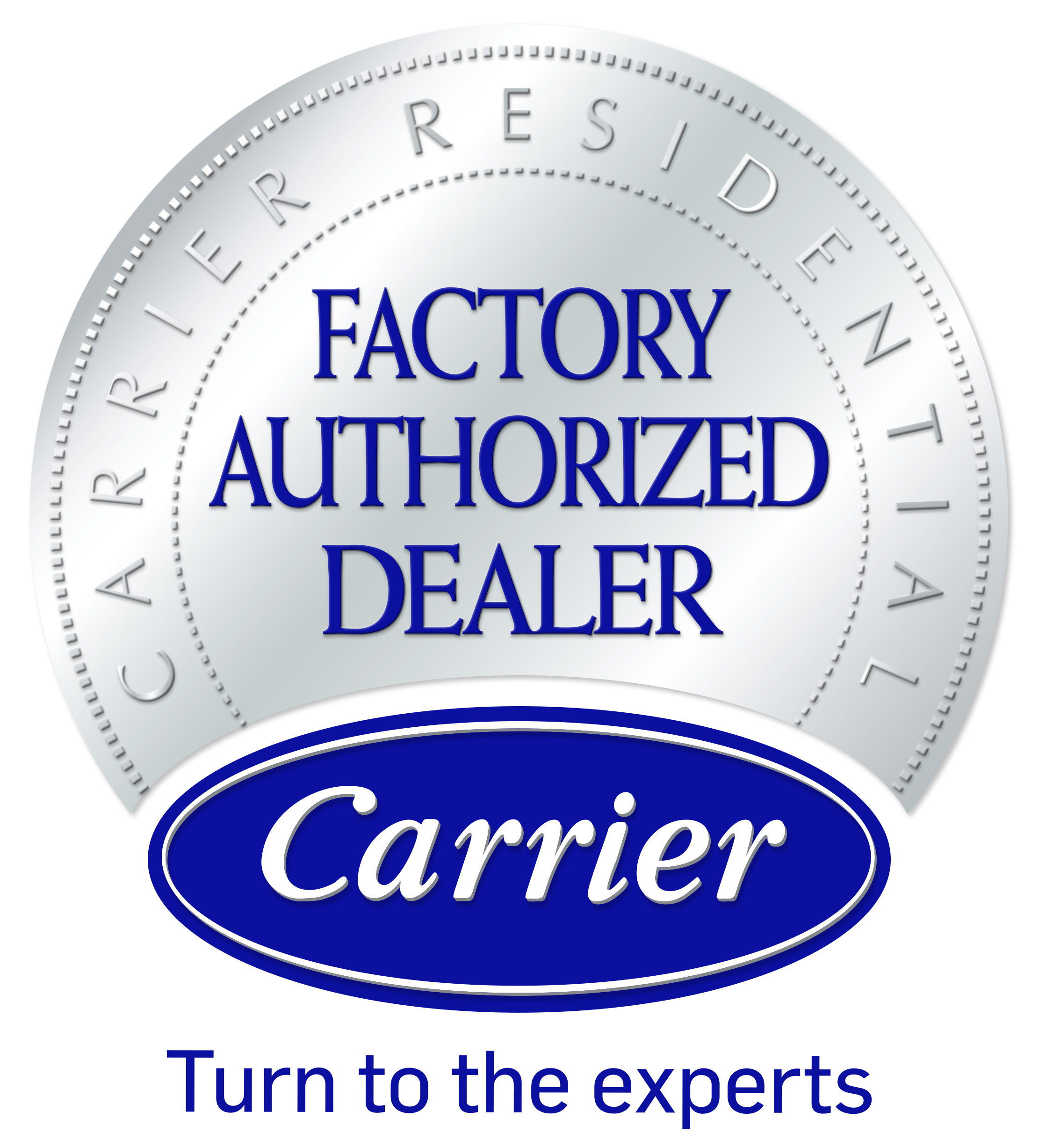 Carrier Factory Authorized HVAC